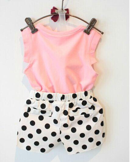 31ec45dfd short de niña a lunares - Buscar con Google | ropa de niñas | Short ...