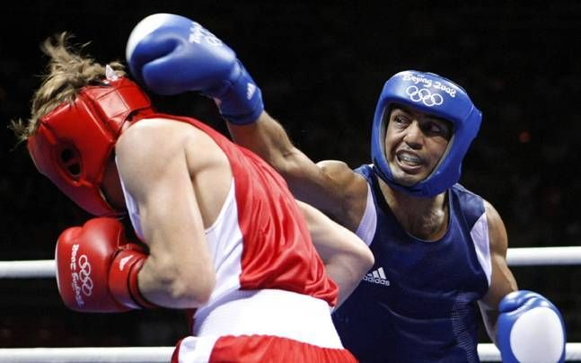 Akhil Kumar and Jitender Kumar turn professional boxers :http://gktomorrow.com/2017/02/20/akhil-professional-boxers/