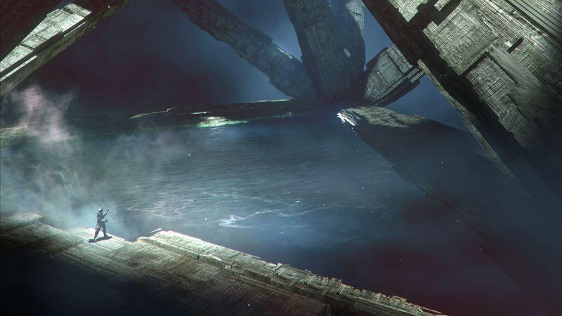 Destiny 2, Concept art, IO, 4K Concept art, Art