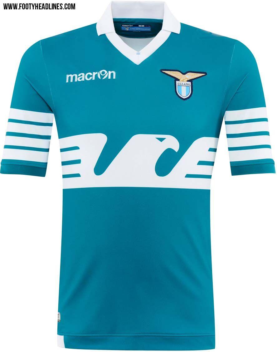 02af30fb59cf3 Special Macron Lazio 2015  Eagle Kit  Released - Footy Headlines ...