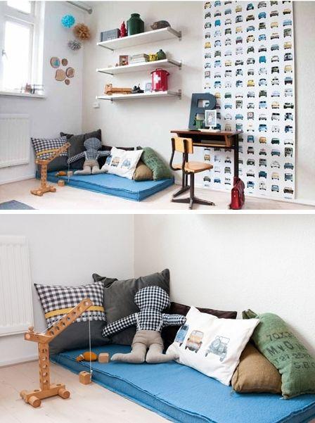 Decorar la habitaci n de un ni o decoracion infantil - Habitacion bebe nino ...