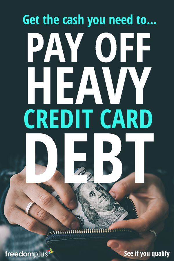 Pay Off Your Credit Card Debt With A Personal Loan You Could Save Thousands On Your Interest With Low Personal Loans Credit Cards Debt Paying Off Credit Cards