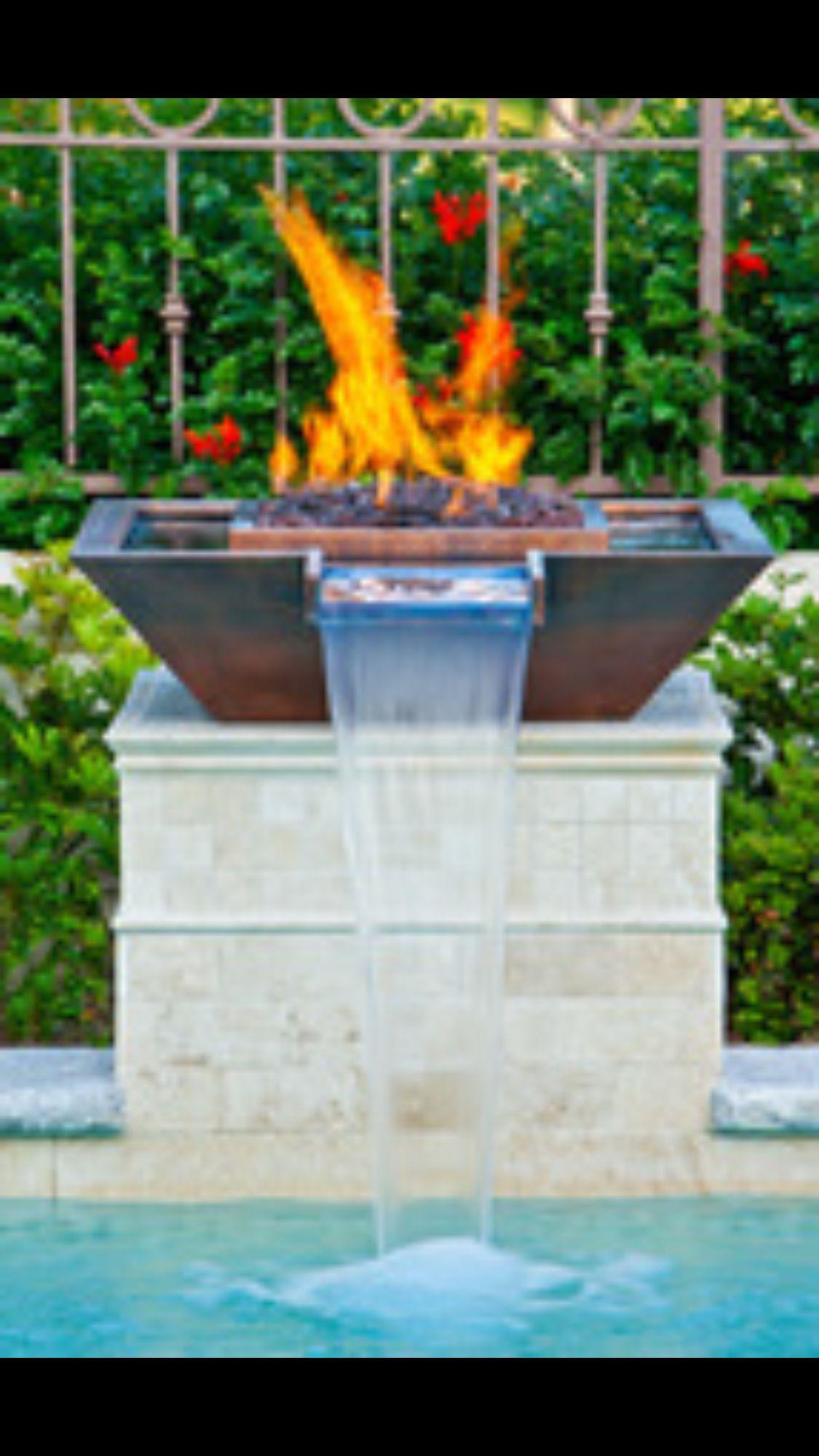Pin By Jennifer Mattingly On Pool Area Fire Feature Fire Pots