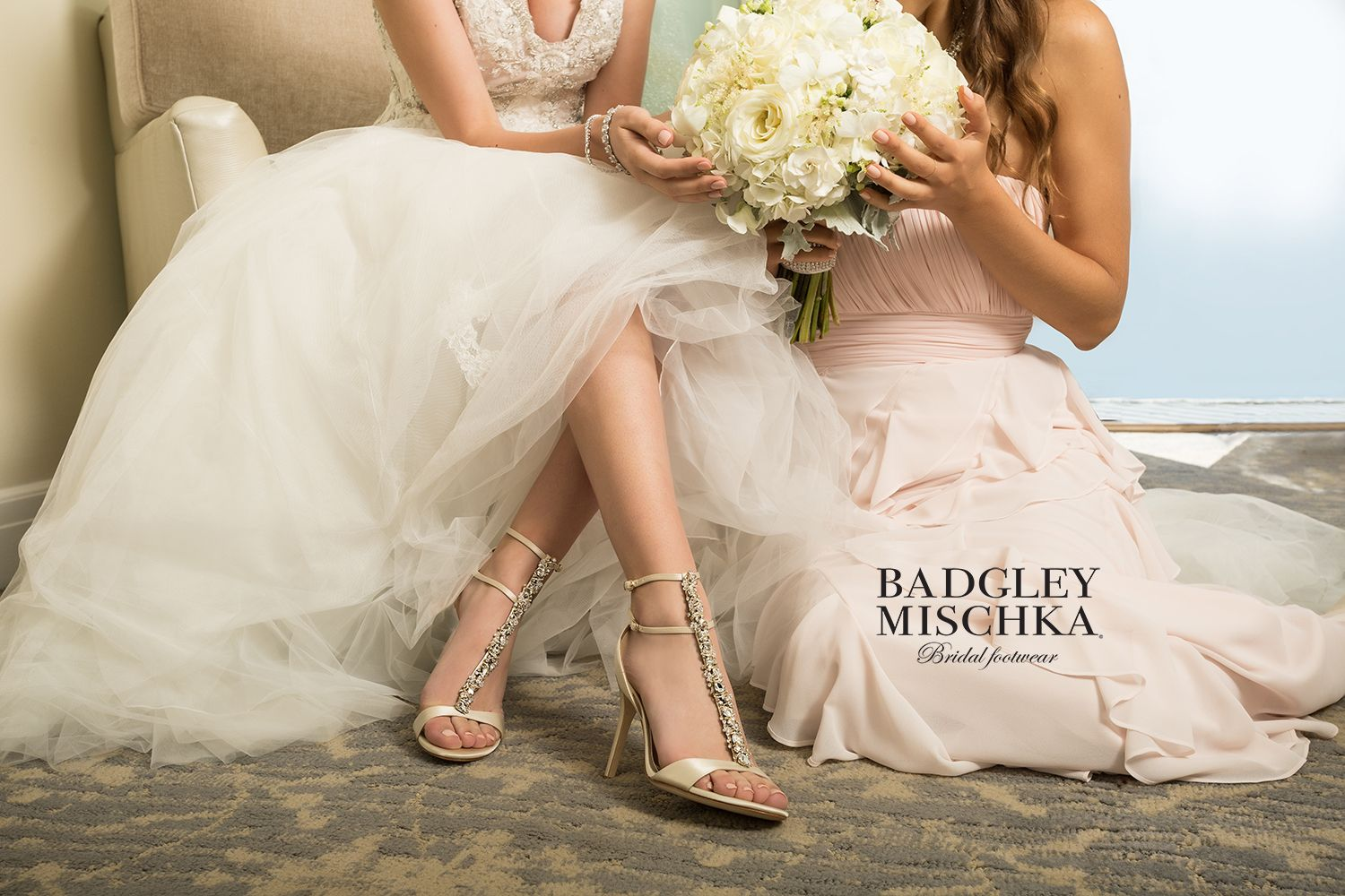 Badgley mischka wedding dress  Pin by wedding chicks on Everything Wedding  Pinterest  Badgley