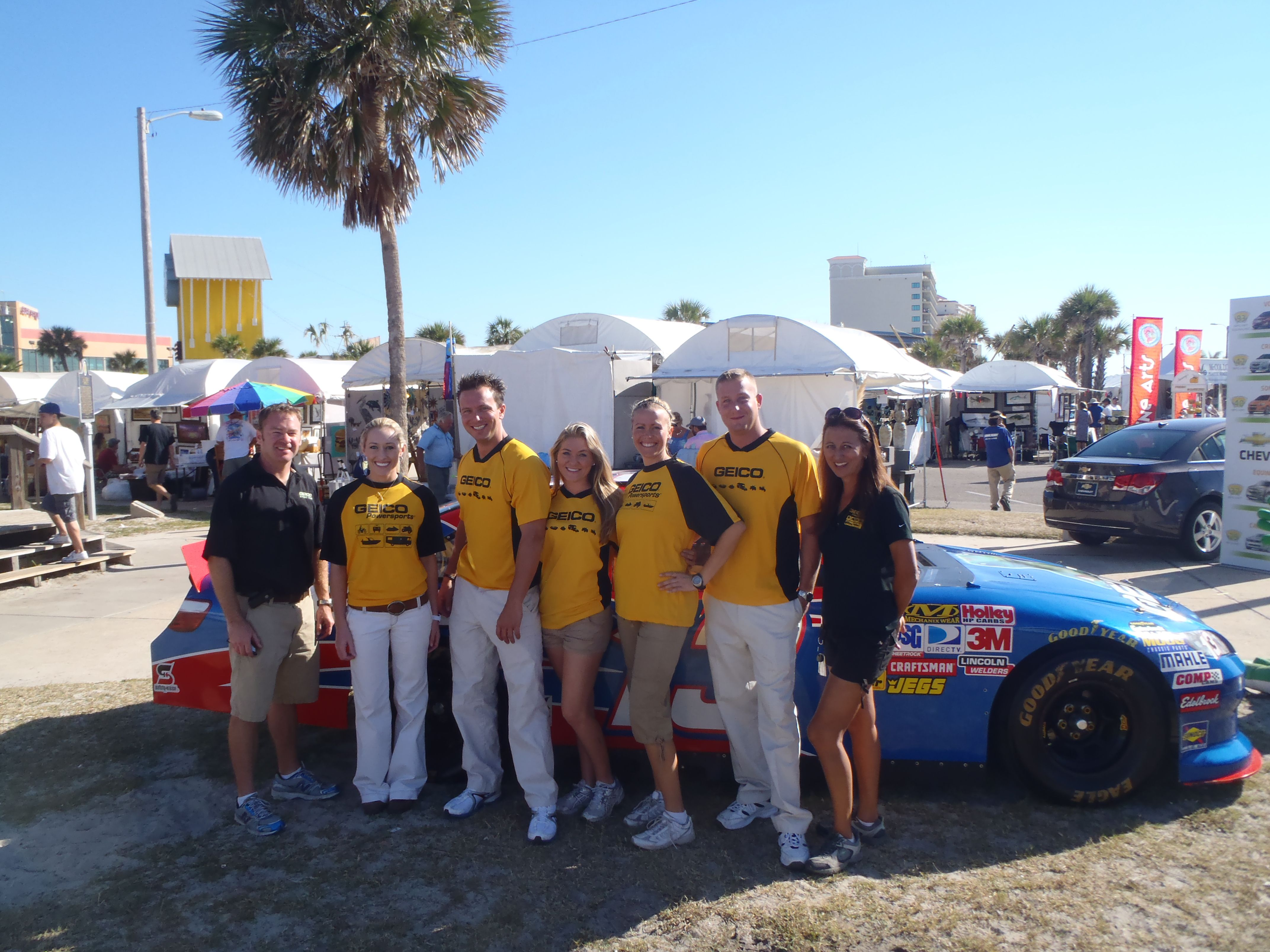 Gulf Shores Shrimp Festival.  One of the best events, Brand Ambassadors, and managers I ever worked with.