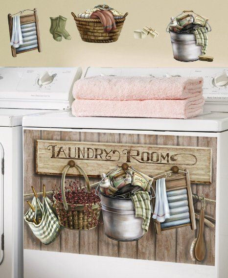 Laundry Room Washer Cover