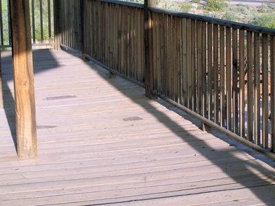 How To Strip Paint Off A Wood Porch Ehow Stripping Paint Porch Paint Painted Patio