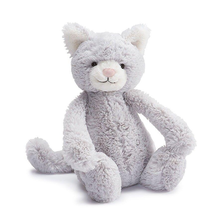 Browse Bashful Kitty Stuffed Animal Cat Jellycat Stuffed Animals Cat Plush Toy