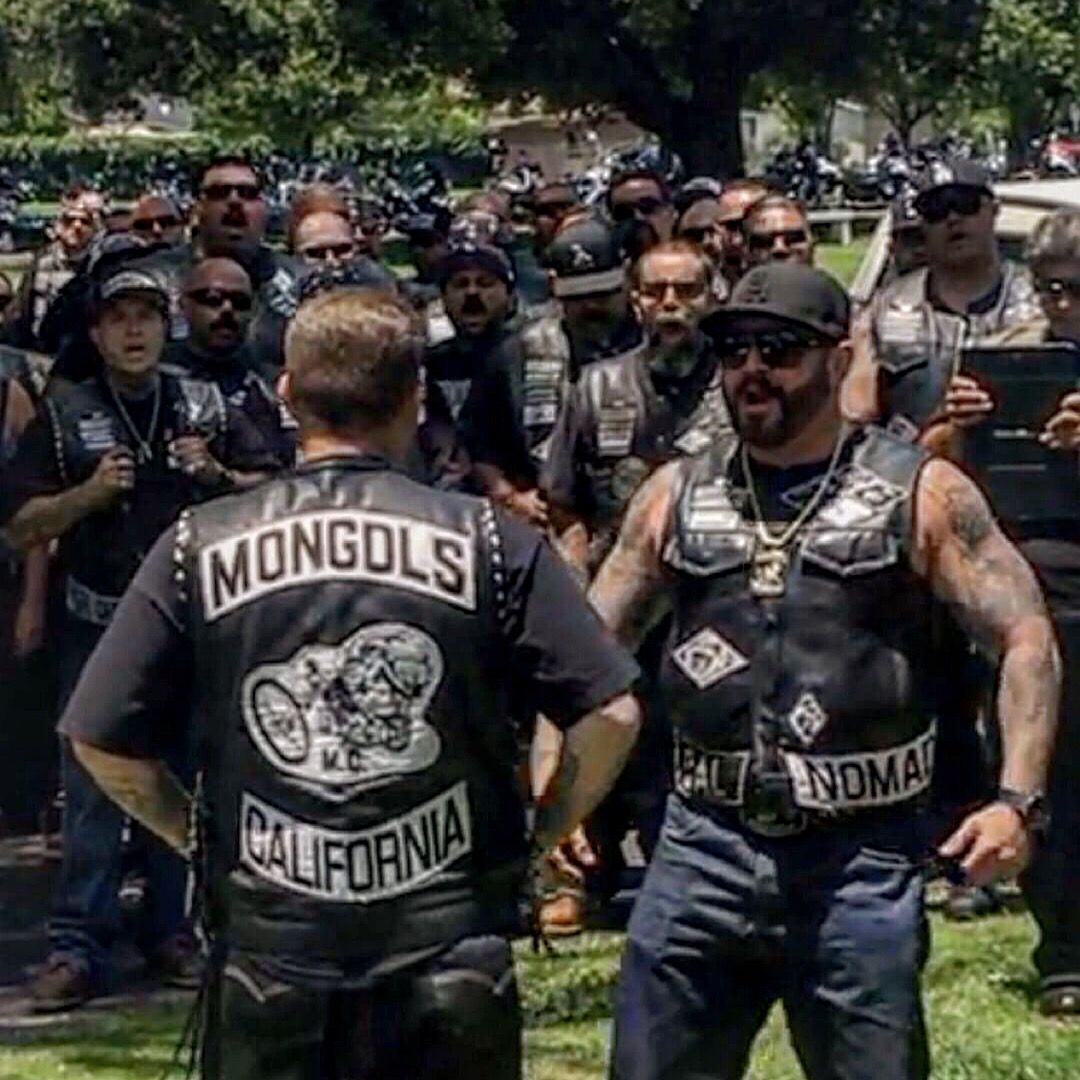 Mongols Mc With Images Biker Clubs Mcs Biker