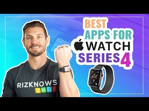 (243) Apple Watch 4 Best Apps Right Now (Top 5 Picks