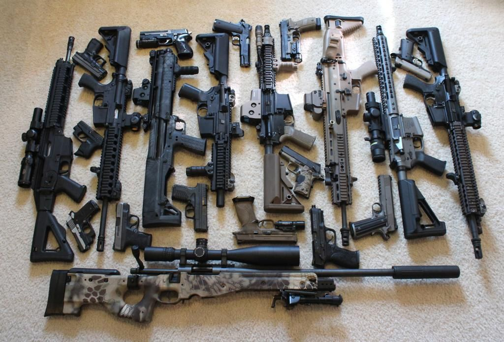 Creative title for gun collecting research paper?