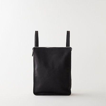 Shinola Mini Leather Backpack | Steven Alan