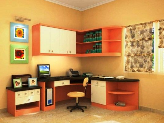 Luxury Simple Study Room Decorations Kids Study Table Study