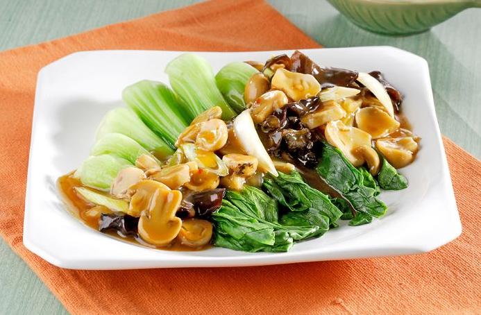 Resep Praktis Tumis Jamur Kancing Sayur Pokcoy Resep Resep Makanan Makanan Dan Minuman