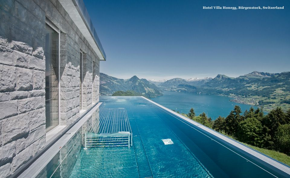 Hotel Villa Honegg, Burgenstock, Switzerland   THE WORLD'S ...
