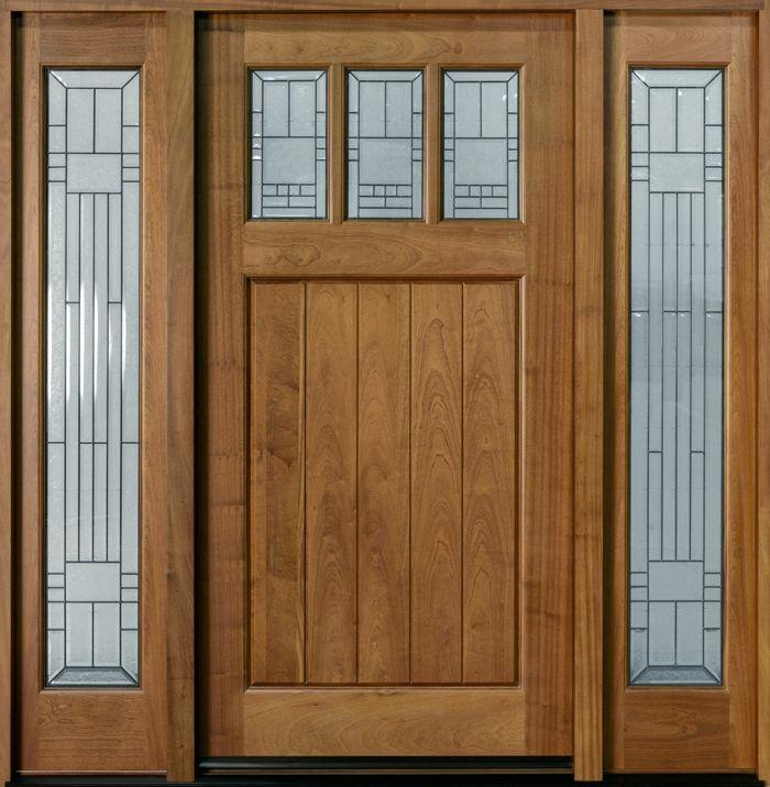 Holztüren Selber Bauen holztüren hauseingang haustür aus holz haustür selber bauen helles
