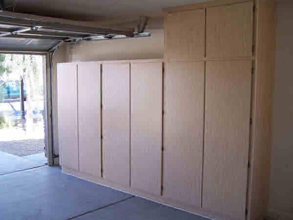 The Storage Doctor   Garage Storage Phoenix, AZ External Hinges