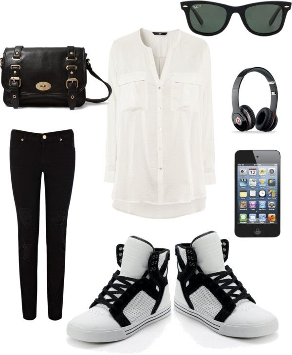 """""""Running Errands"""" by jc-cox on Polyvore"""