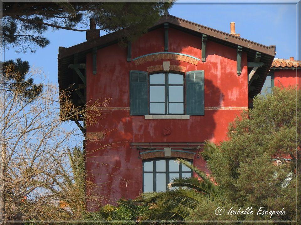 Provence, Maison de Bandol...