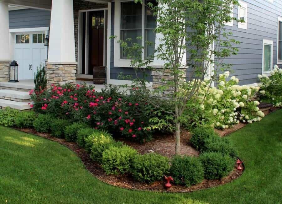 Landscaping Four Seasons Garden Center & Custom