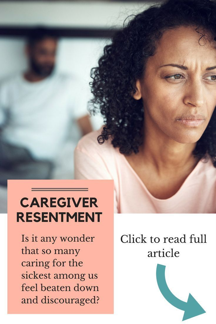 Caregiver and resentment painpathways magazine in 2020