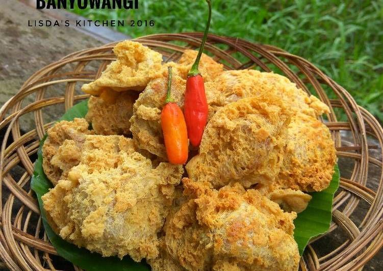 Resep Tahu Walik Khas Banyuwangi Oleh Lisda Trijianto Resep Resep Tahu Resep Resep Masakan