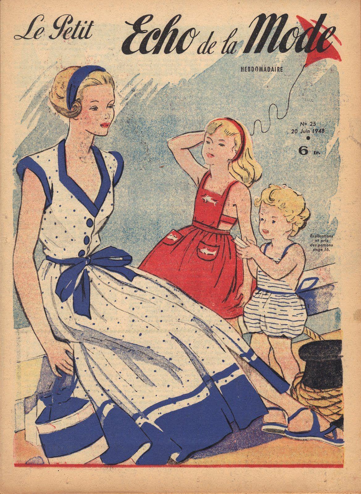 Le Petit Echo de la Mode (1948)