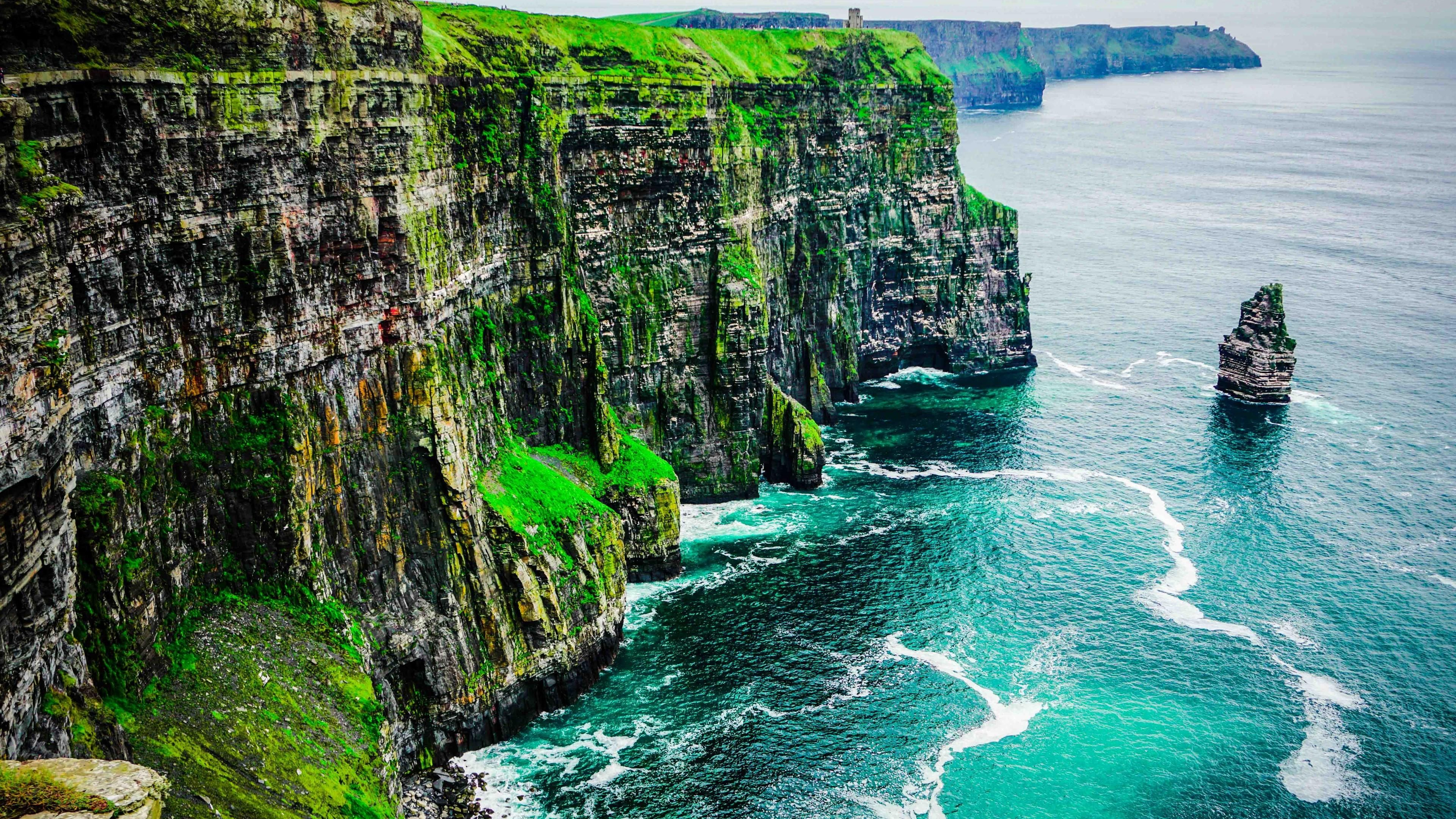 Free Download Cliffs Of Moher Wallpaper Hd Cliffs Of Moher