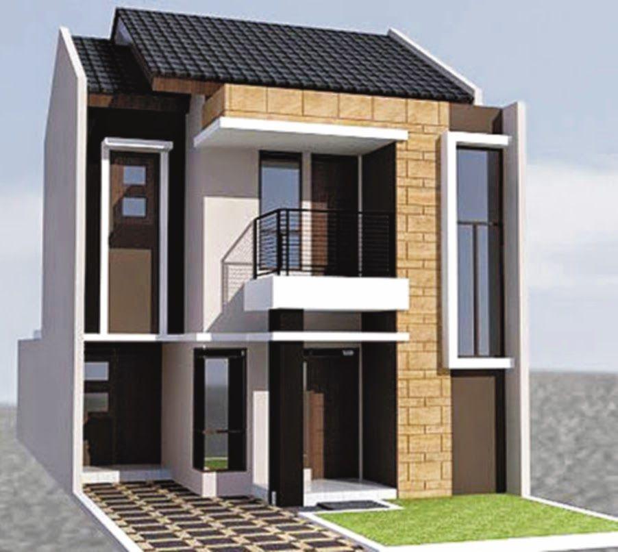 10 Gambar Desain Rumah Minimalis Type 21 Terbaru 2015 ...