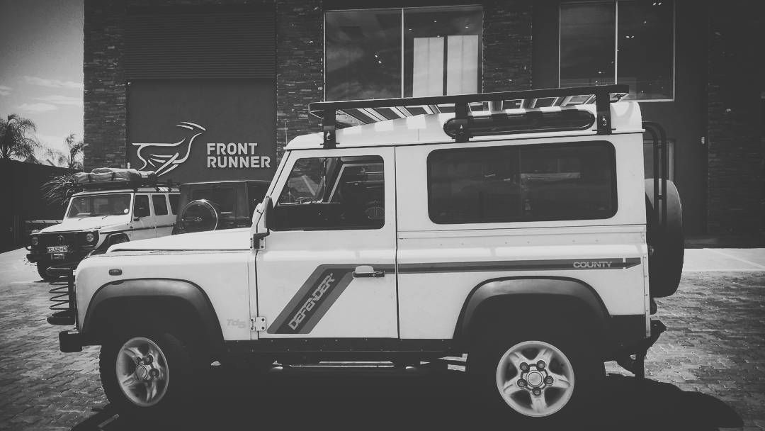 Our favourite outdoor brand #localislekker #frontrunneroutfitters #landroverdefender #innovation by nishacorreia Our favourite outdoor brand #localislekker #frontrunneroutfitters #landroverdefender #innovation
