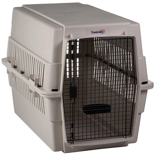 Travel Aire Plastice Pet Carrier Sizes Intermediate Large