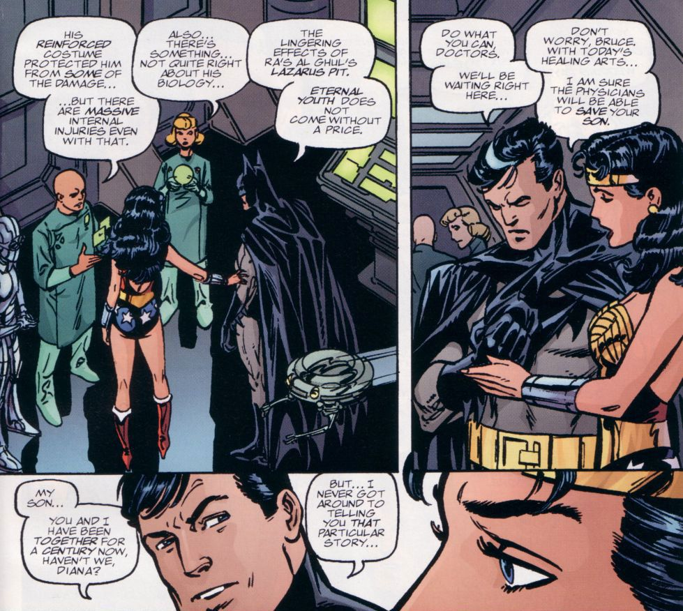 Why Batman and Wonder Woman are the Perfect DC Power Couple