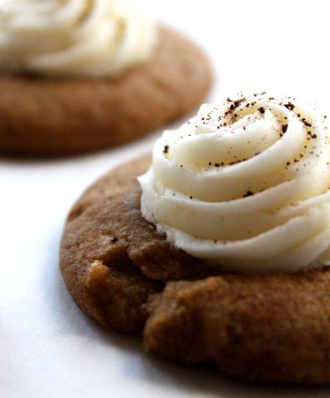 Butrcreamblondi: Mascarpone Coffee Cookies