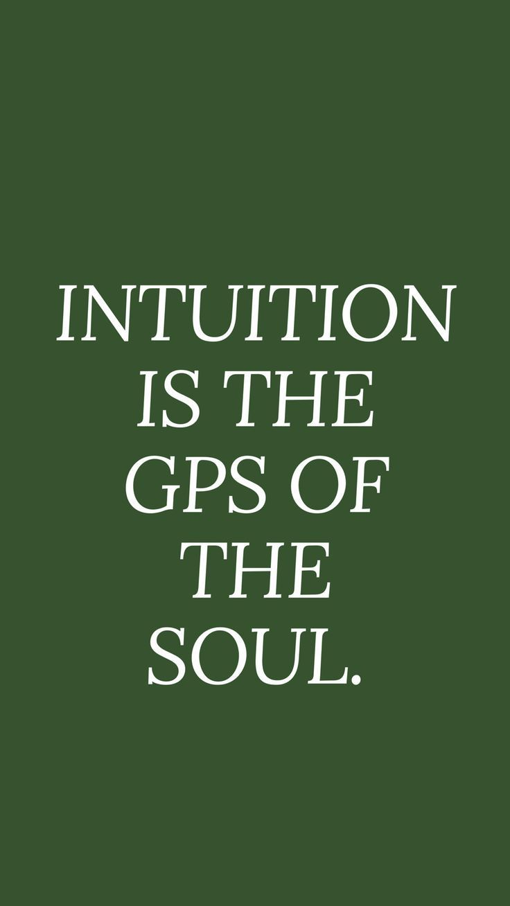 Soul And Spirituality Quote   Inspirational Quotes, Words To Inspire, Trust  Your Gut Quotes