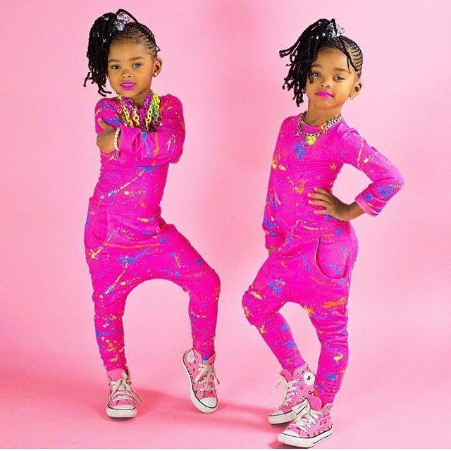 GIMME MORE!!! 💓💓💓 @megan_morgan_trueblue @stephboyd24 #truebluetwins Outfit: @neonkissesinc Shoes: @spikedcons #minilicious #blueeyes #fashionkids ##iglittlestyles #spectacularkidz  #totsandtrends #trendykiddies  #fashionkidsindustry #Ig_fashionkiddies #kidzootd  #trendy_tots #ig_kids #kidzfashion #stylishigkids #fashionminis #stylish_cubs #trendykidz_fashion #hipkidfashion #hipnswagkidz #stylishcutefashionkids  #cutekidsclub #fashionista #kidswithstyle #kidfashion #kidsstylezz #kidsnea