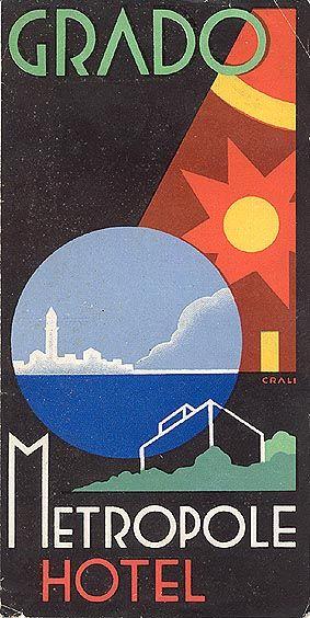1938, Enrico Crali