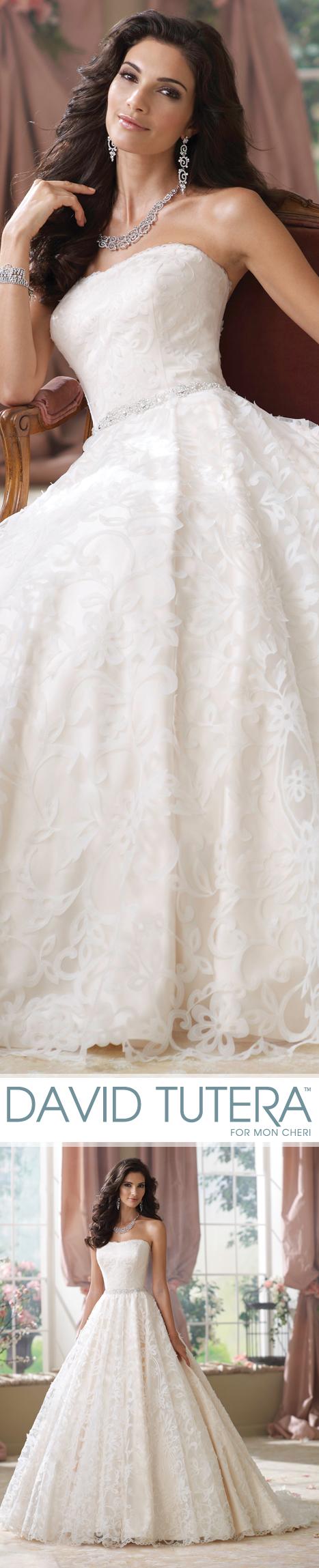 Wedding dress jewelry  Style No   Mary Lou Wedding Dresses  Collection u David