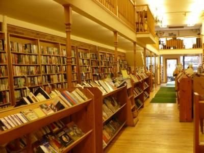 The Country Bookshelf In Bozeman MT