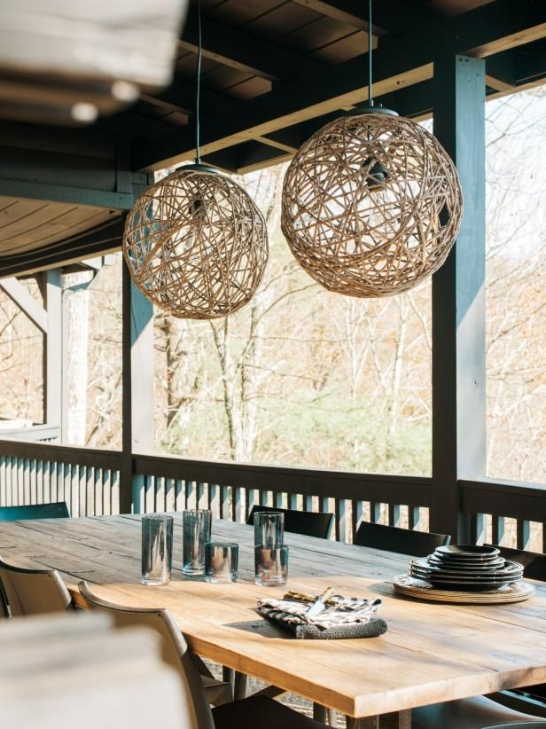 How to make a sisal rope pendant light pinterest sisal rope make pendant lights inexpensively using rope and balloons aloadofball Images