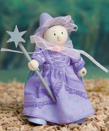 Loving this Ruby The Fairy Godmother Budkins Figurine on #zulily! #zulilyfinds