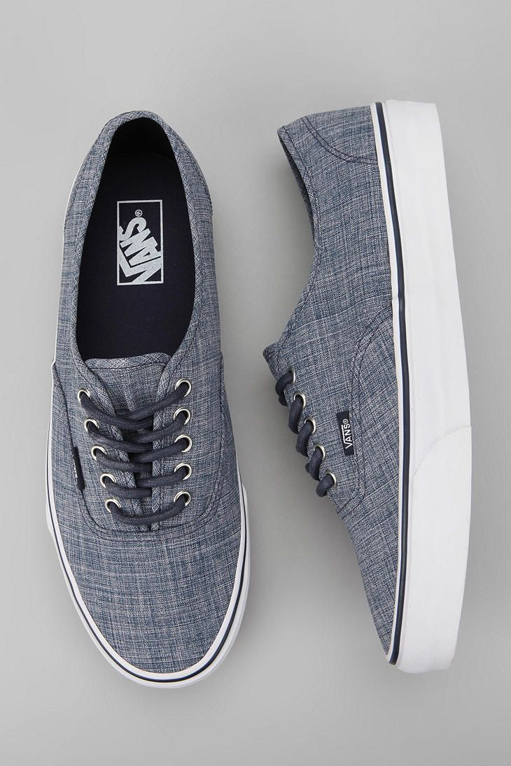 2bdb91596e Vans Suit Cloth Authentic Sneaker Online Only