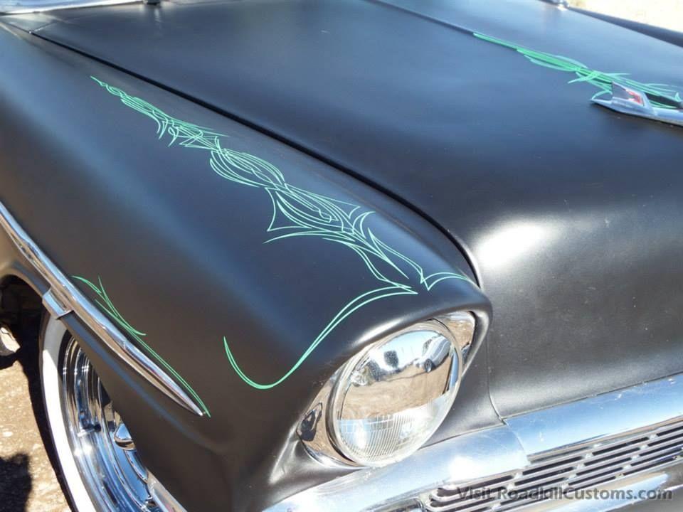 56 Chevy Pin Striping Ideas Pinstripe Art Pinstriping Designs Car Art