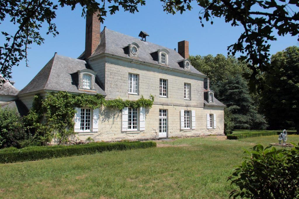 Vente manoir angers maisons en carton pinterest maisons campagnardes maisons en carton et - Cabinet branchereau immobilier angers ...