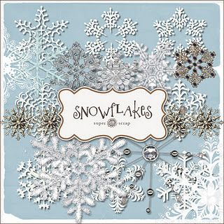 free snowflake downloads