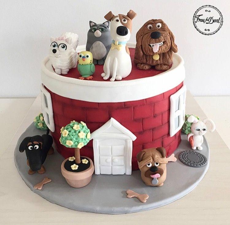 этой торт тайная жизнь домашних животных фото всех