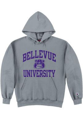 Bellevue University Bruins Hoodedsweatshirt Sweatshirts Hooded Sweatshirts Southeastern Louisiana University