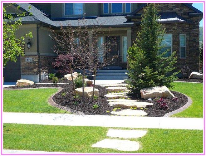 Simple Front Yard Desert Landscaping Ideas 003 - http://www.yardales.com/simple-front-yard-desert-landscaping-ideas-003/