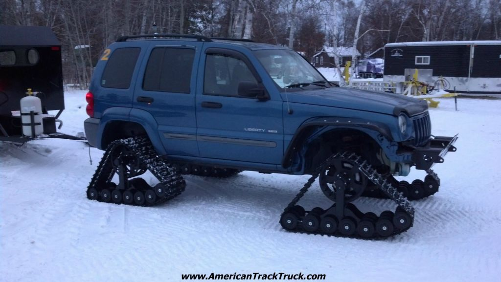 custom jeep liberty bumpers 2005 Jeep Liberty Lift Kit