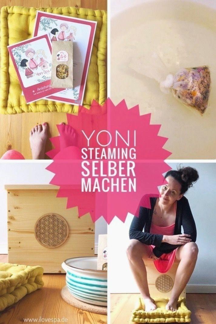 Yoni steaming selber machen mit der yoni spa box 🌸 Organi