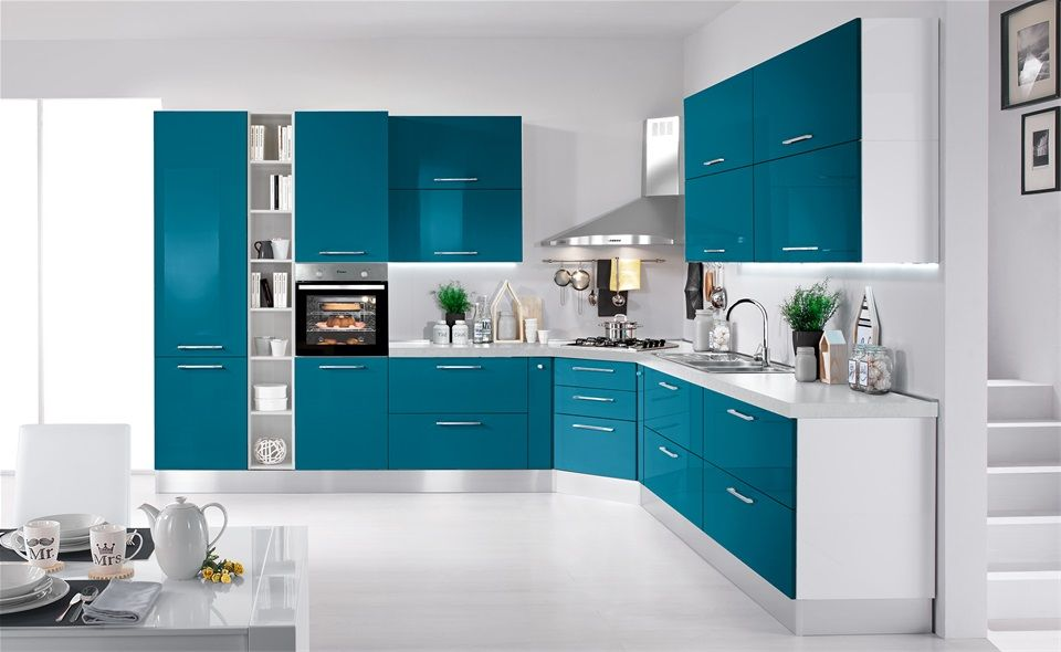 Cucina Katy - Mondo Convenienza | kitchens and bathrooms | Pinterest ...